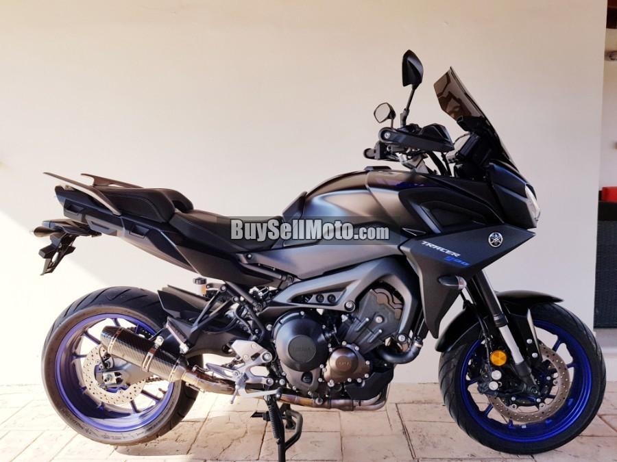 yamaha tracer 900 2018 22104en cyprus motorcycles. Black Bedroom Furniture Sets. Home Design Ideas