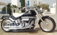 HARLEY-DAVIDSON Fat Boy 2001