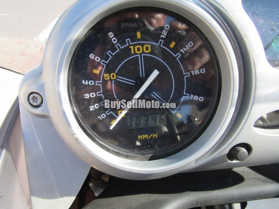 BMW F650CS 2003