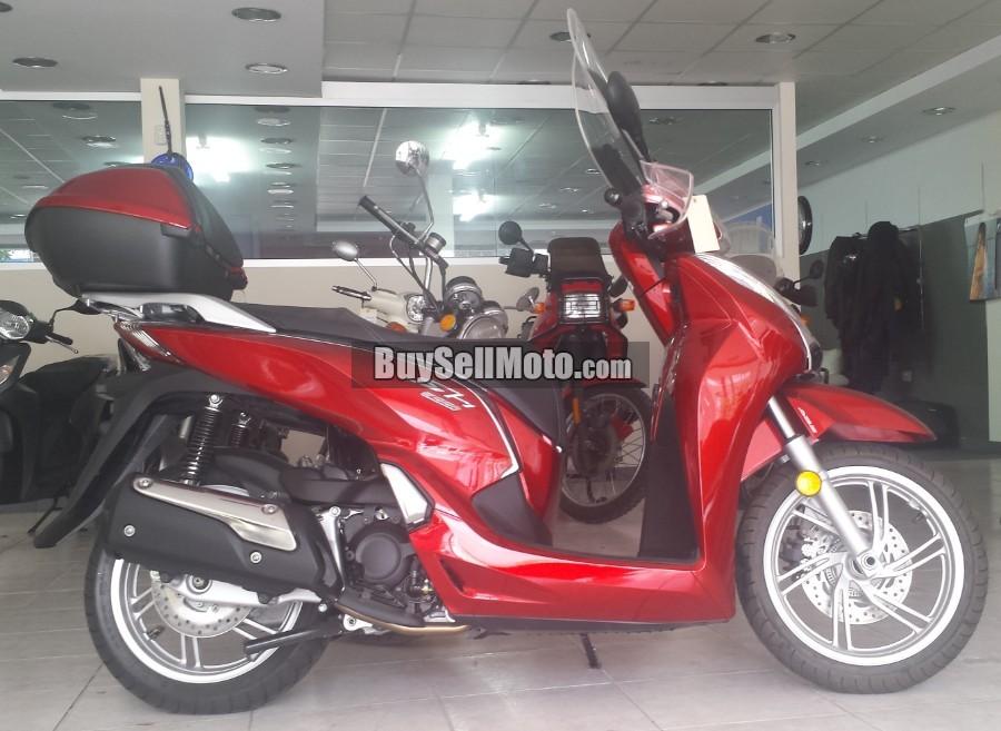Honda Sh300i 2018 22397en Cyprus Motorcycles