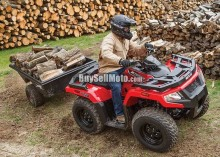 Arctic Cat Alterra 450 2