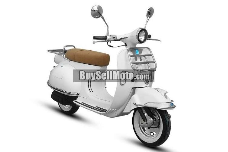 pk motors Jocker scooters  Honda Motorcycles Cyprus - Znen
