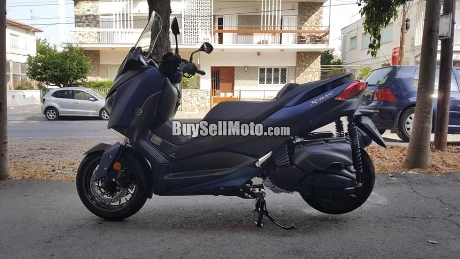 YAMAHA XMAX 400 ABS/TCS 2019