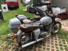 IZH PLANETA 3 TOU 1975 MOTORCYCLE WITH SIDECAR 1975 2