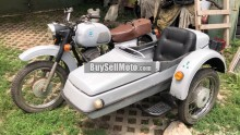 IZH PLANETA 3 TOU 1975 MOTORCYCLE WITH SIDECAR 1975 1