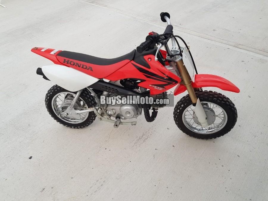 HONDA CRF 2007