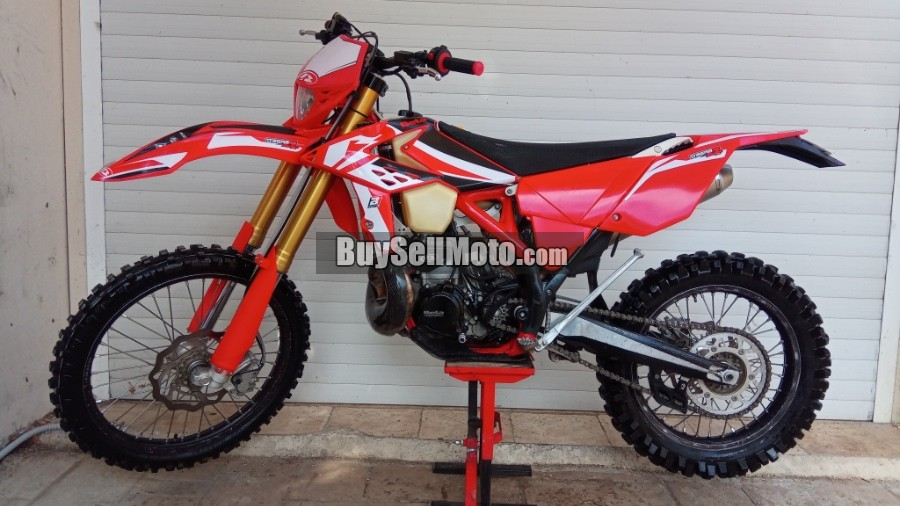 SOLD / BETA 250 RR Two-Stroke 2016