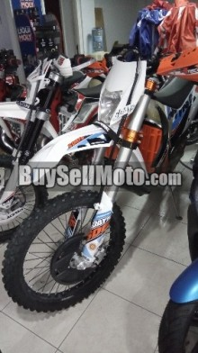 SOLD / 2015 KTM 450 EXC SIX DAYS ARGENTINA 3