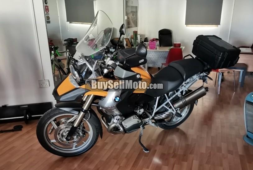 BMW R1200GS 2009