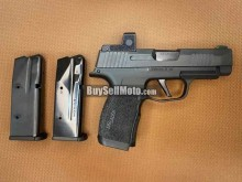 Sig Sauer P365XL with Red Dot Sig Sauer P365XL with Red Dot 2019