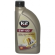K2 SYNTHETIC 5W-40 1