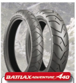 Cyprus Motorcycle Tyres - Bridgestone A41 110/80/19 69v ON OFF ROAD 110/80/19