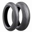 Cyprus Motorcycle Tyres - BRIDGESTONE 120/70R17 58W RS10 Racing