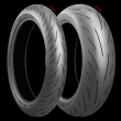 Cyprus Motorcycle Tyres - Bridgstone S22 12/70 ZR17 W58 tires in Cyprus