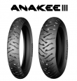 Cyprus Motorcycle Tyres - MICHELIN / 150/70 R17 (69V) ANAKEE 3